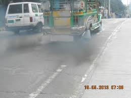 Do the Filipino people really want to make a change to the polluted smog from the jeepney's