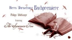 Philipp Multhaupt Buchpremiere in Berlin