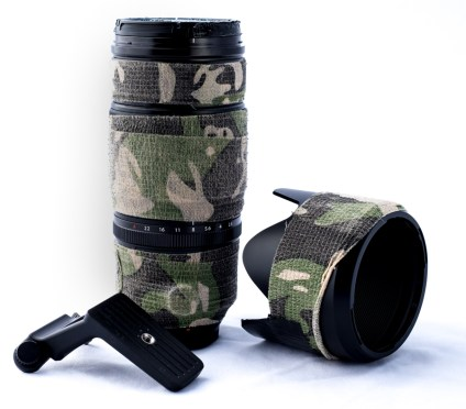 fujifilm 50-140mm review camo