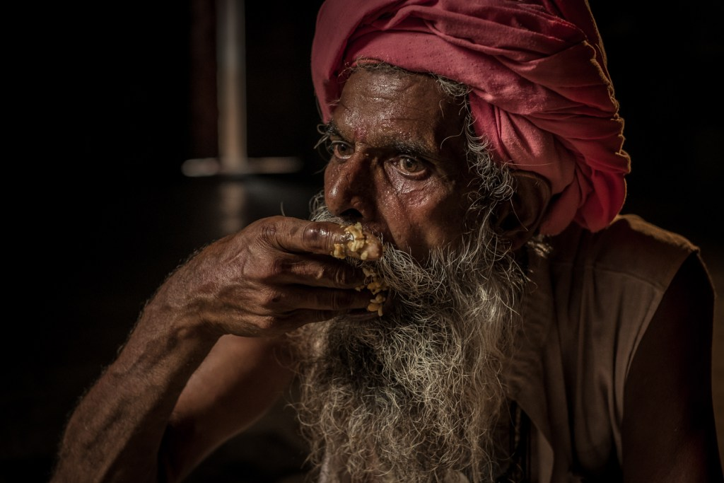 Travel Vacations India Pushkar Sadhu workshop
