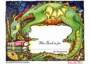 book-dragon