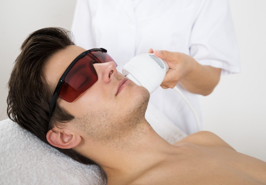 Facial Hair Removal For Men