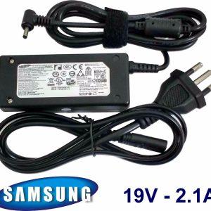 Carregador Ultrabook Samsung 19V 2.1A 40W