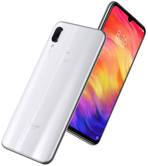 Celular Xiaomi Redmi Note 7 Branco Img 02