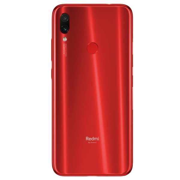 Celular Xiaomi Redmi Note 7 Vermelho Img 02