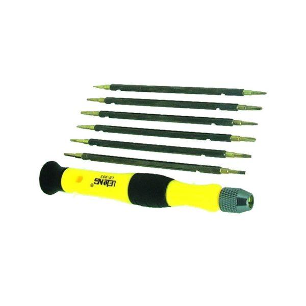 Kit Chaves Torx 12 Peças Lelong LE 953 IMG 04