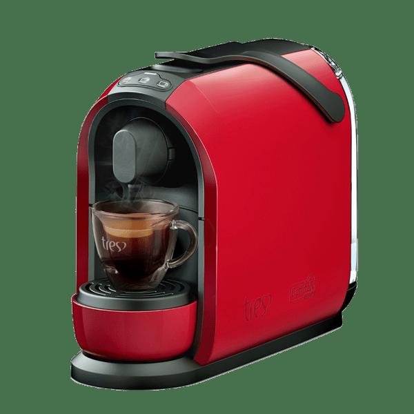 Máquina De Café Espresso Tres Corações S24 Mimo Vermelha Img 01