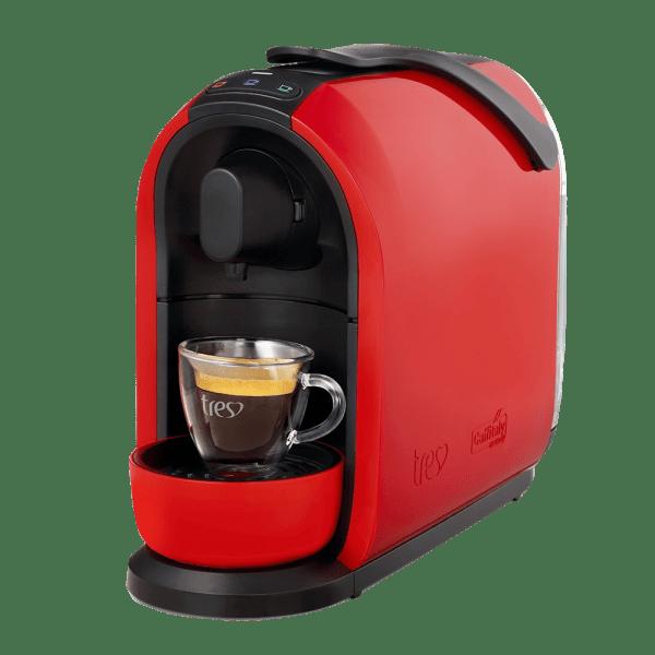 Máquina De Café Espresso Tres Corações S24 Mimo Vermelha Img 03