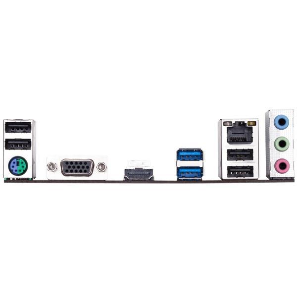 Placa Mae Ultra Durable Gigabyte H310m M.2 2.0 Intel Lga 1151 Img 04