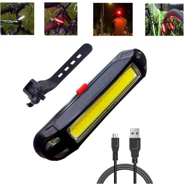 Sinalizador de Bike LED 100 Lumens IMG 01