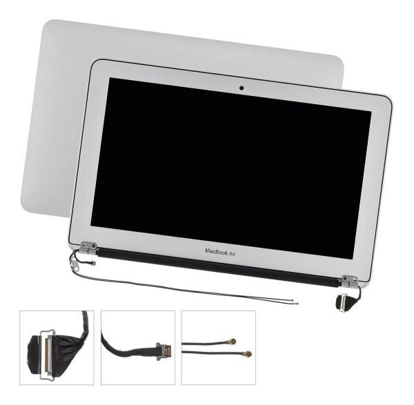 Tela Completa Display Apple MacBook Air 11 A1370 A1465 2010 2012 IMG 01