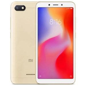 Xiaomi Redmi 6a Dourado Img 01