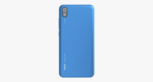 Xiaomi Redmi 7a Azul Fosco Img 01