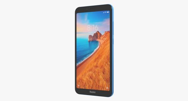Xiaomi Redmi 7a Azul Fosco Img 05