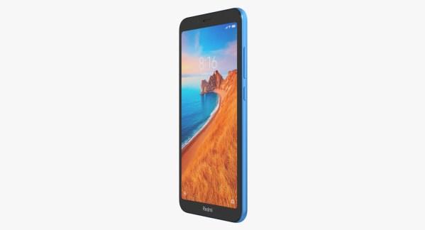 Xiaomi Redmi 7a Azul Fosco Img 07