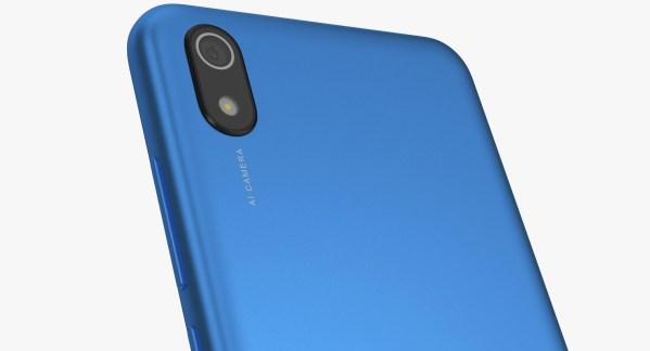 Xiaomi Redmi 7a Azul Fosco Img 45