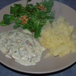 Oeufs farcis Chimay