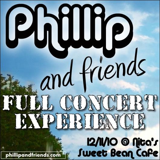 Concert this Saturday (12/11/10)