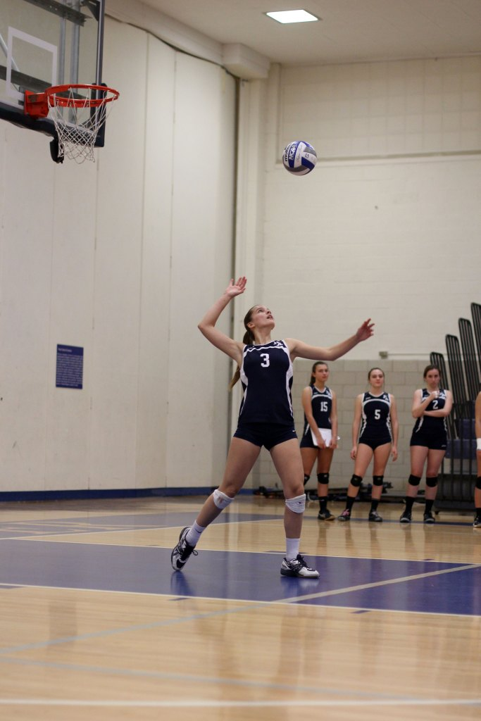 Andover Girls Volleyball Sets Up Winning Ways