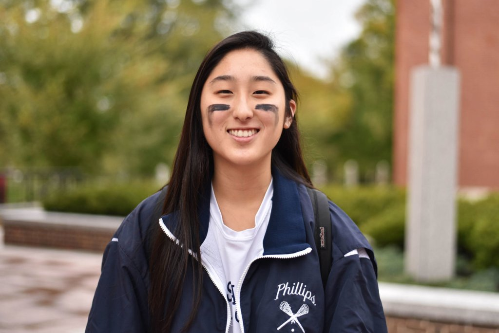 Captain Feature: Erica Shin, Volleyball