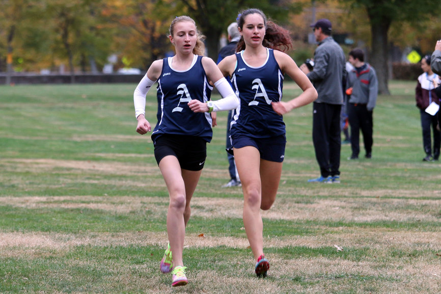 Girls Cross Country's Win over Deerfield Marks Two Undefeated Years