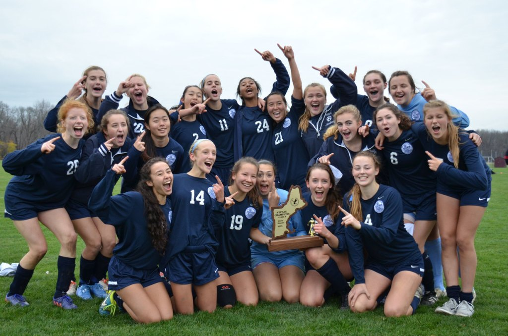 Girls Soccer Cruises To  Championship Title