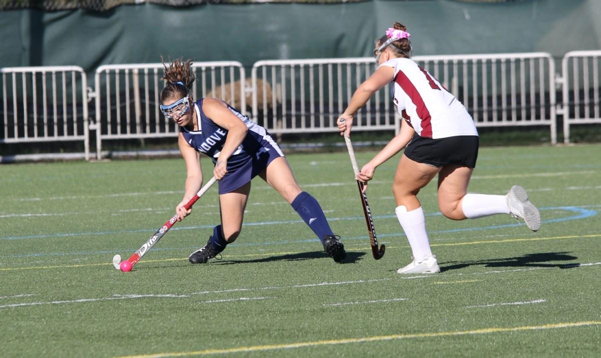 Elizabeth Holubiak '18 is a three-year member of Andover Field Hockey.
