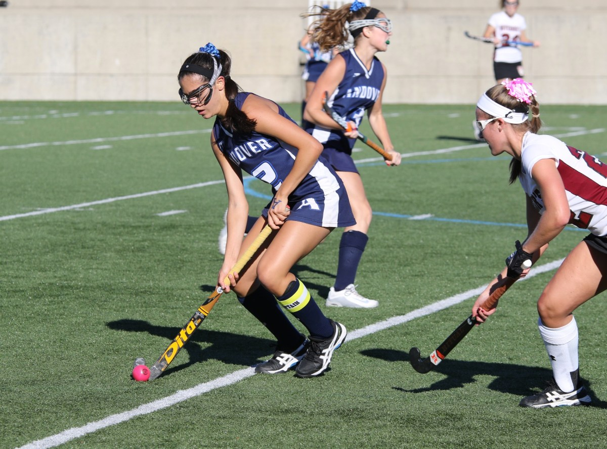 Captan Beth Krikorian '17 is a four-year member of Andover Field Hockey.