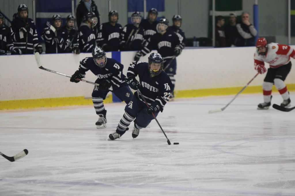 Andover Girls Hockey Bounces Back from Loss to Secure Sixth Win of the Season