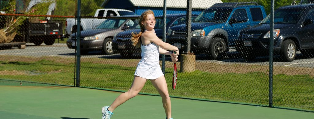 Girls Tennis Sweeps Season Opener Against Groton