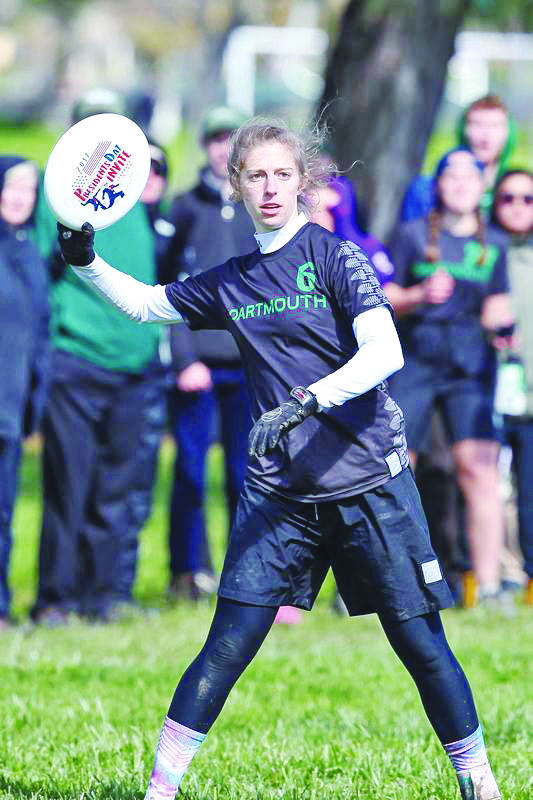 Piper Curtis '13 Crowned Two-Time World Champion in Ultimate