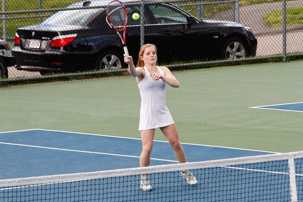 Girls Tennis Upsets Groton