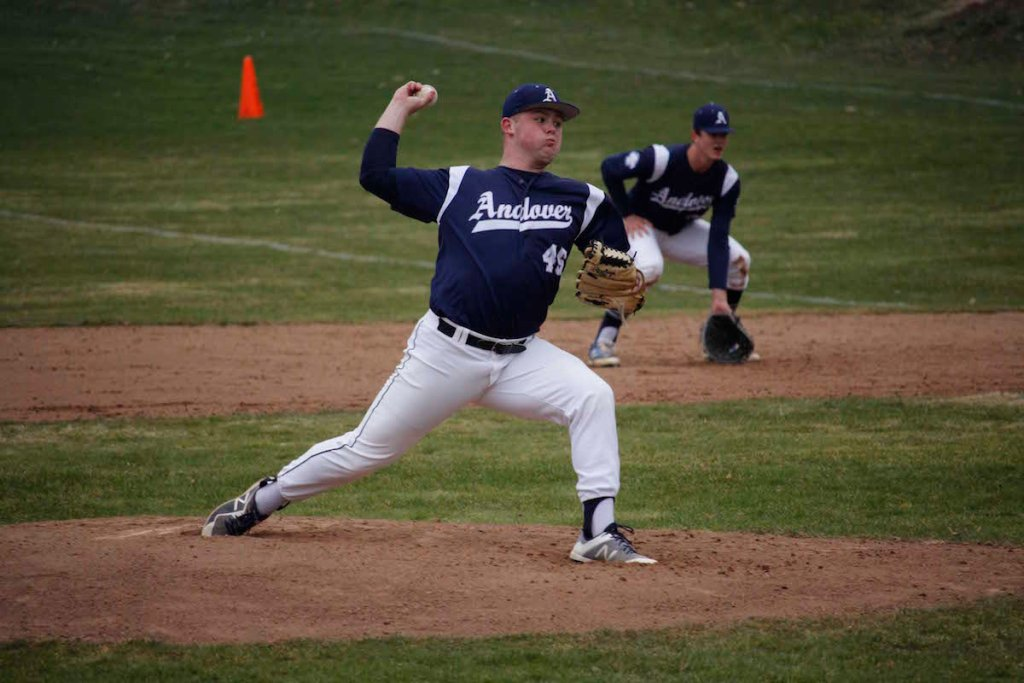 Andover Baseball Beats Cushing and Dematha Catholic, Falls to Belmont Hill