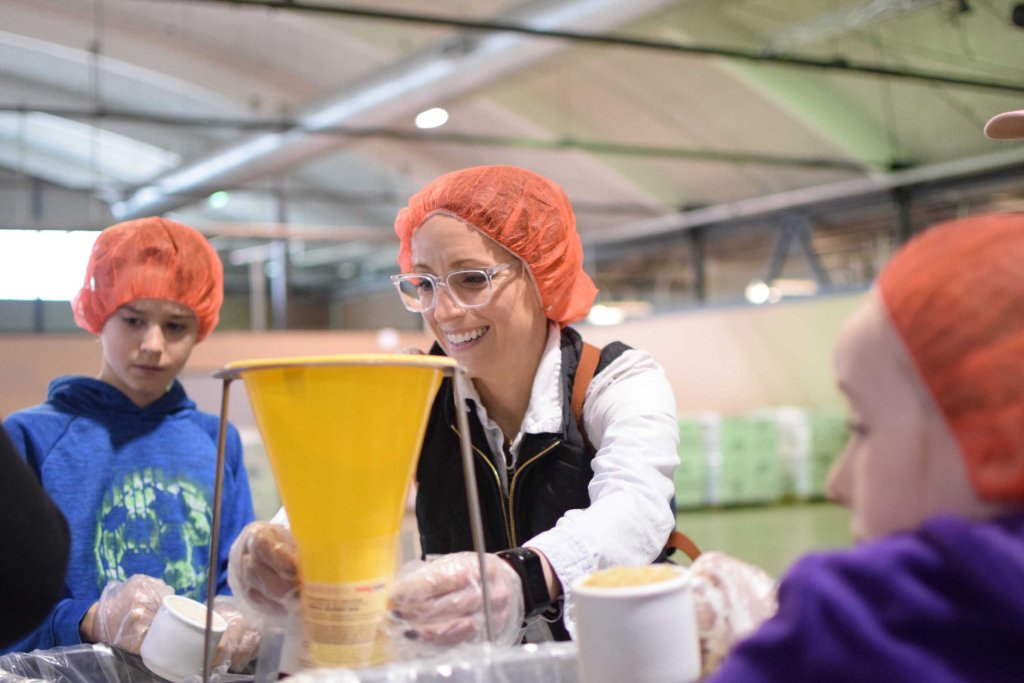 Over 25,000 Meals Prepared by Members Of Andover and Local Community