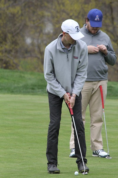 Andover Golf Places Seventh at Andover Invitational