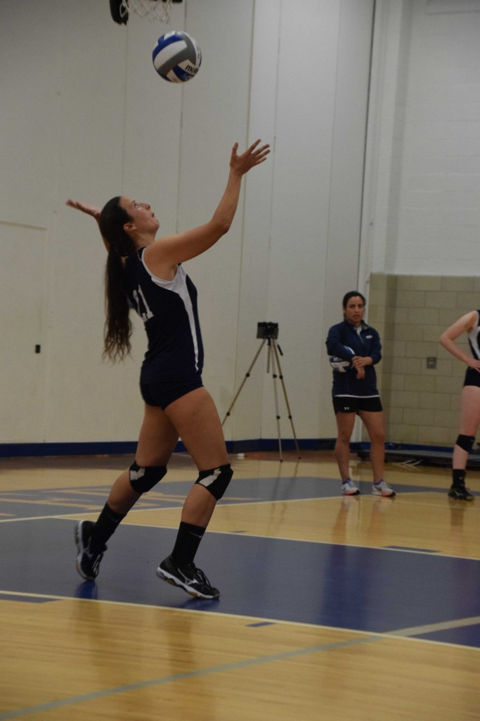 Girls Volleyball Secures 3-1 Win Against Loomis