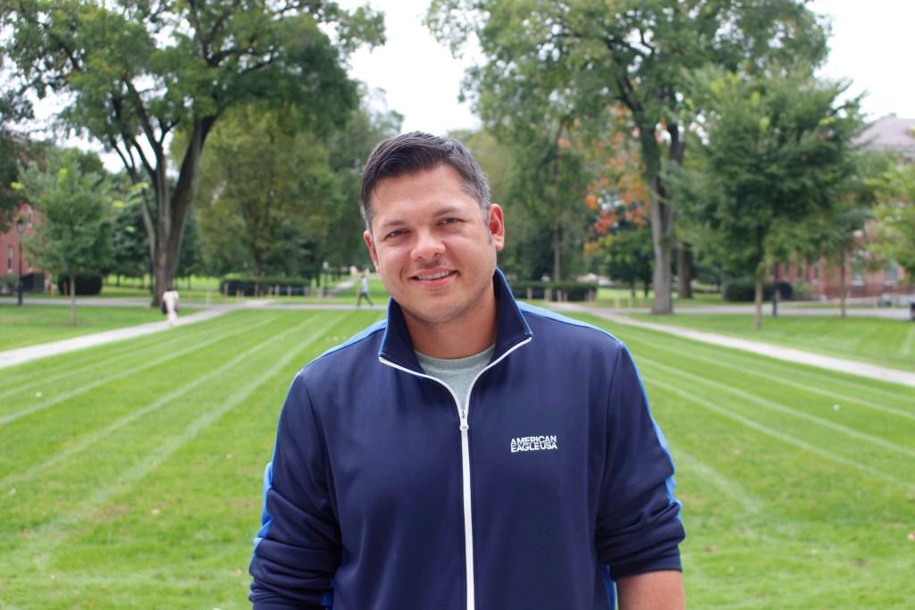 Edwin Escobar Brings European Game Strategy to Andover Boys Soccer
