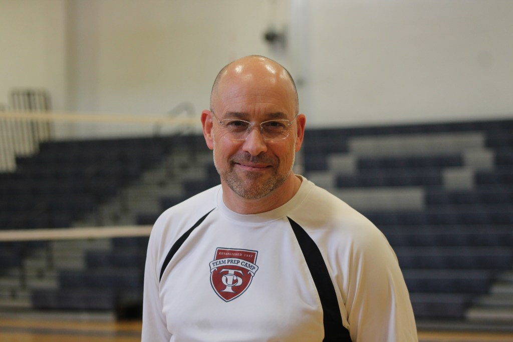 Head Coach Feature: Clyfe Beckwith Enters 21st Year As Volleyball Head Coach