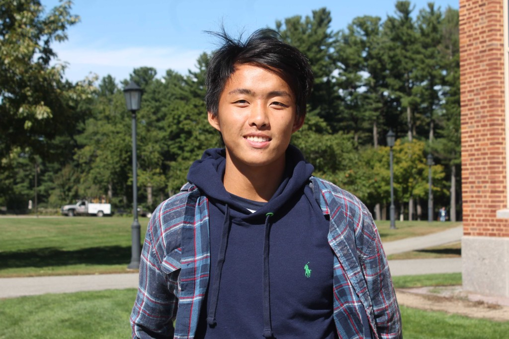 David Wang '20 Translates Eight Years Of Experience Onto Andover Soccer Fields
