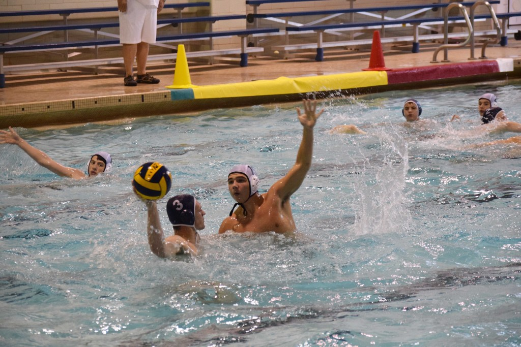 Boys Water Polo Wins All Four Games This Week