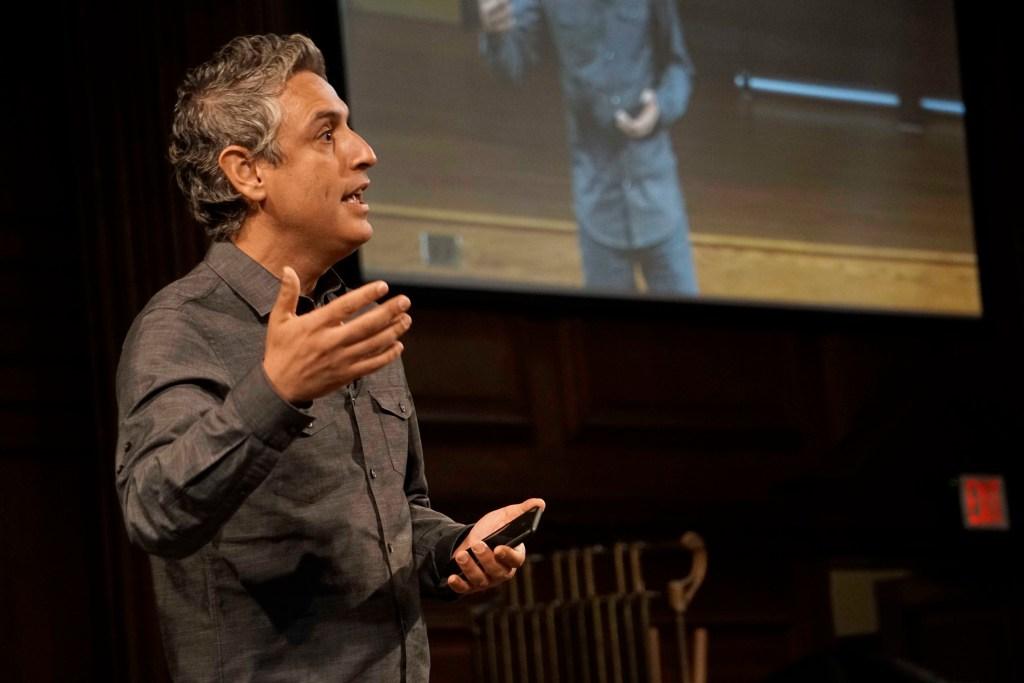Religion as Identity: Reza Aslan Speaks at ASM
