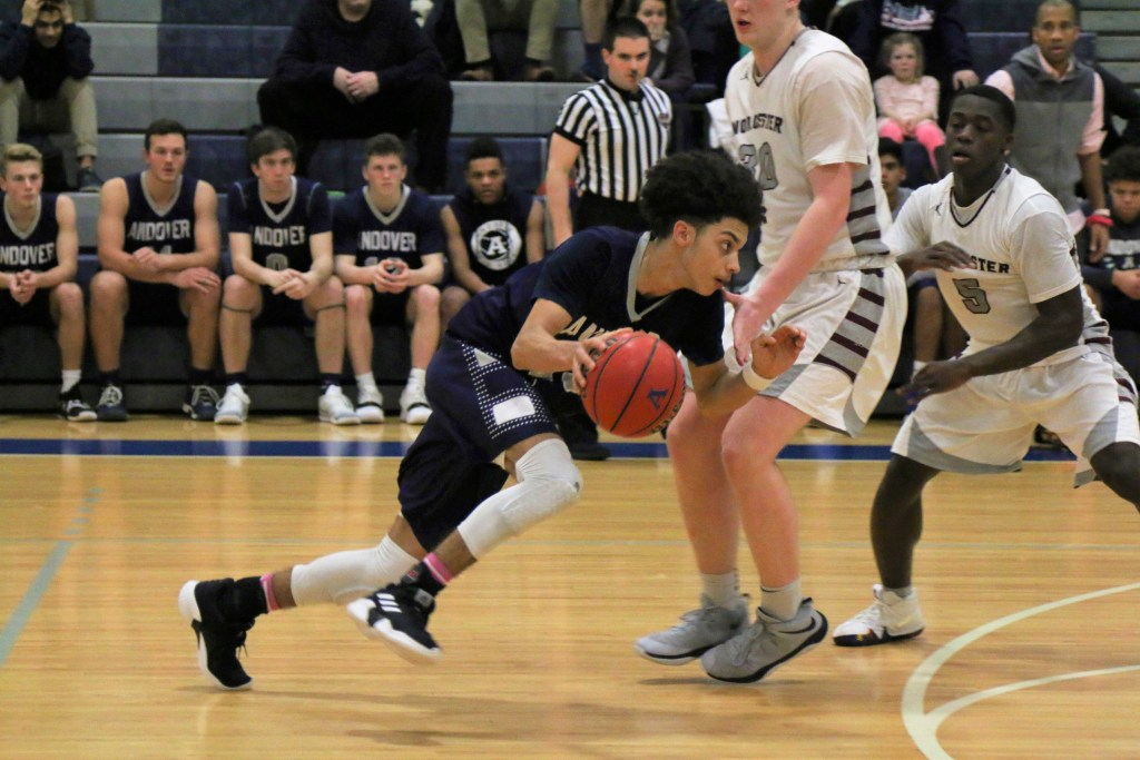 Andover Topples Previously Undefeated Worcester Academy in OT Thriller