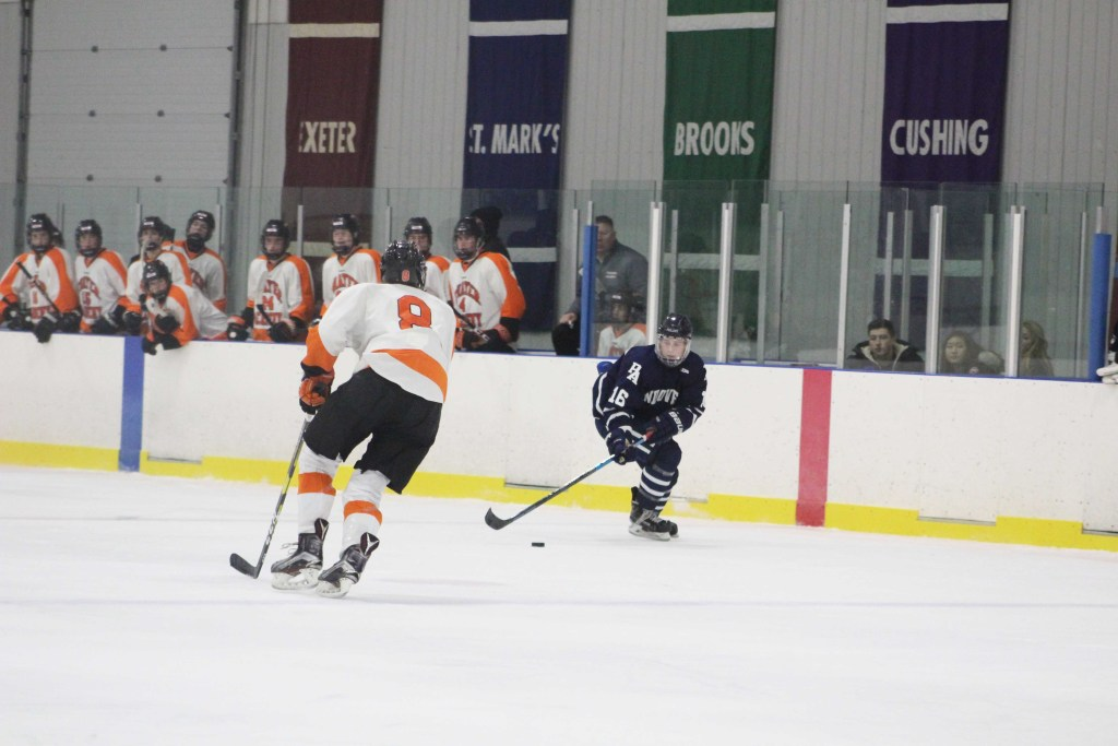 Andover Boys Hockey Blanked Twice in One Week