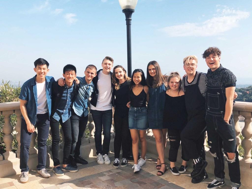 Amy Chew '20 and Eliot Min '19  Win A Cappella Award, Beating Pentatonix