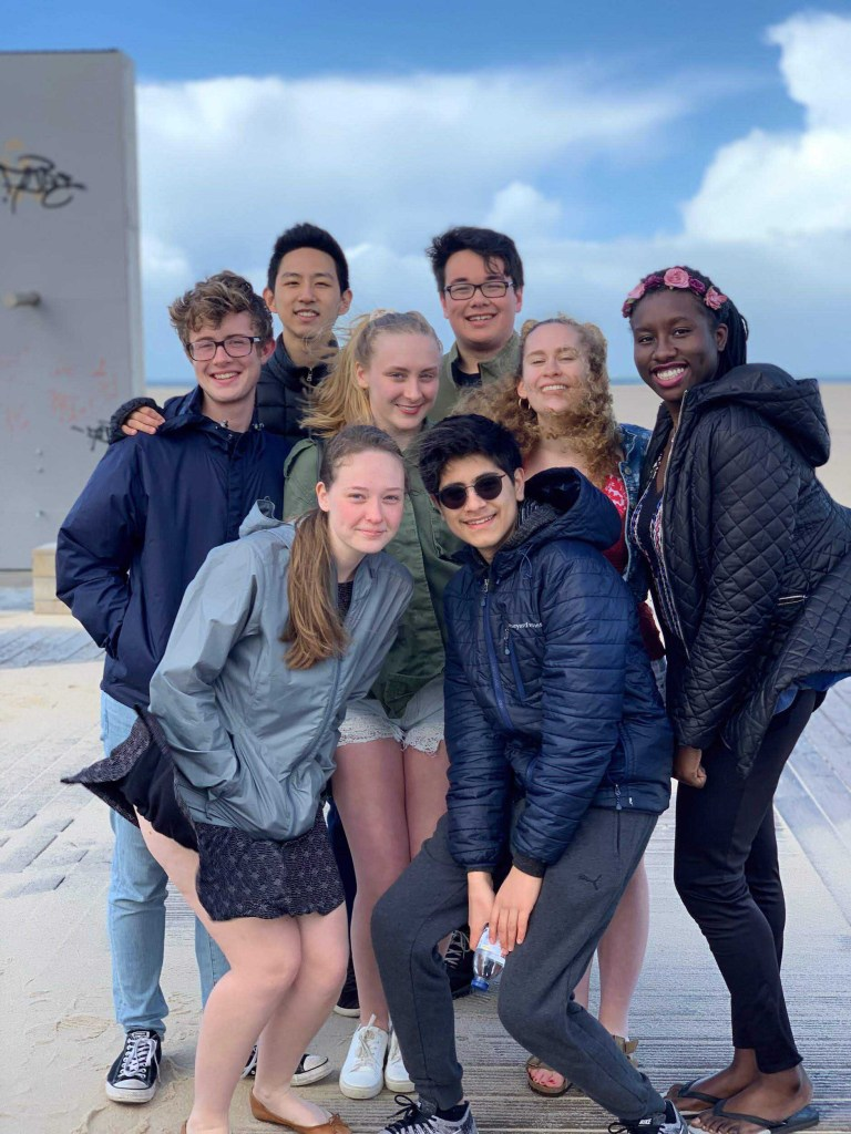 Chamber Orchestra and Choir Members Experience and Exchange Culture During Concerts in Portugal