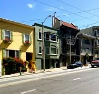Random San Franciscian Houses