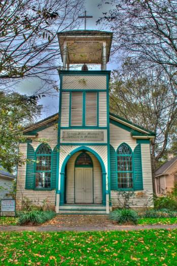 Yellow Fever Church (1840)