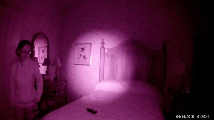 Paranormal Investigation: Davis House