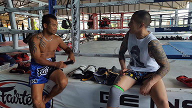 Phillip Lai - Muay Thai Melbourne | Muay Thai