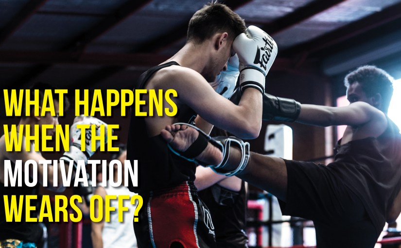 What Happens When the Motivation Wears Off?